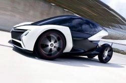 Свой концепт для Франкфурта приготовил и Opel.