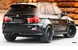 "G-POWER показал ""заряженный"" BMW X5"