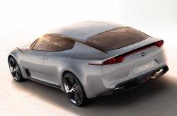 Kia показала концепт-купе GT