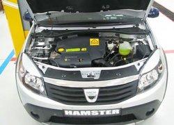 Dacia на гибрид-технологиях