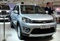 Новый Great Wall Tengyi C20R уже в продаже