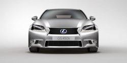 Новый Lexus GS 2013 года.