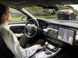 BMW представил прототип автопилота