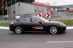 Последние фото Porsche Panamera 2013