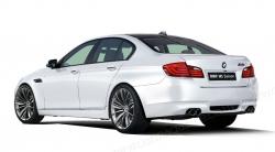 Новая акустическая система в BMW M5