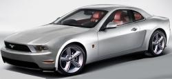 Ford Mustang 2014: больше модерна.