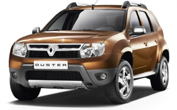 Renault Duster автомобиль особенный