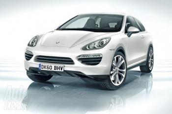 Porsche начал обкатку нового внедорожника Cajun