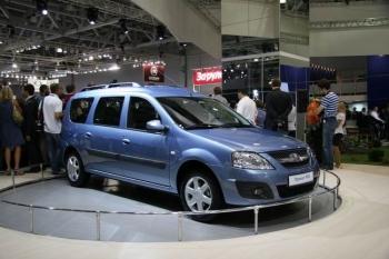 С конвейера АвтоВАЗа сошел российско-французский автомобиль